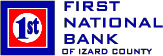 First National Bank of Izard County